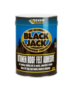 Black Jack Bitumen Roof Felt Adhesive 904