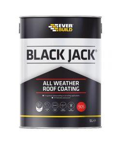 Black Jack All Weather Roof Coating 905: 5L