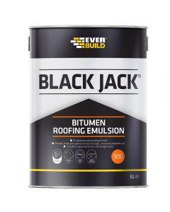 Black Jack Bitumen Roofing Emulsion 906: 5L
