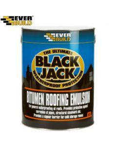 Black Jack Bitumen Roofing Emulsion 906: 5ltr