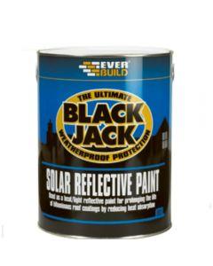 Black Jack Solar Reflective Paint 907: 5L