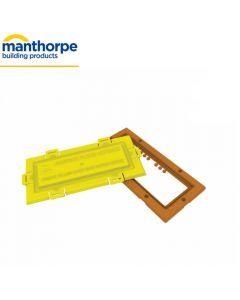 Manthorpe G980 Airbrick Flood Defence: Pack 10