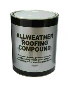All Weather Roof Compound
