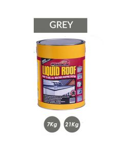 Aquaseal Liquid Roof: Grey