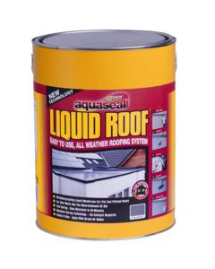 Aquaseal Liquid Roof: Grey