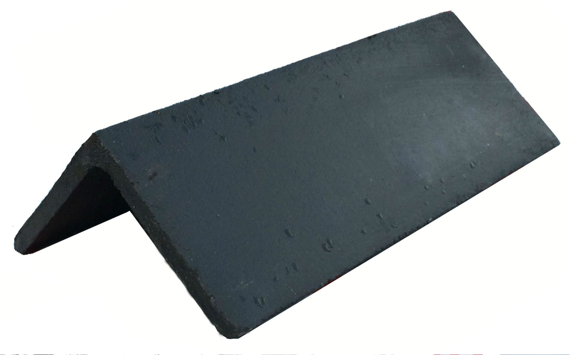 Plain Angle Concrete Ridge Tile: 110 degree | Ashbrook Roofing