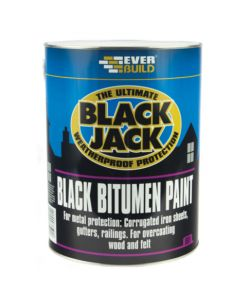 Black Jack Bitumen Paint 901