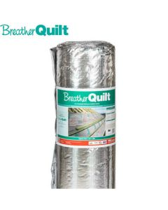 YBS BreatherQuilt Multi-Foil & Roofing Membrane, 10m x 1.2m