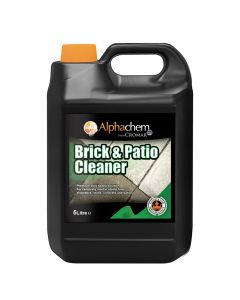 Cromar Brick & Patio Cleaner: 5 ltrs