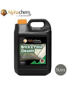 Cromar Alpha Chem Brick & Patio Cleaner: 5ltr