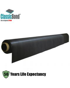ClassicBond EPDM Rubber Roof (1.2mm): 4.5m Wide