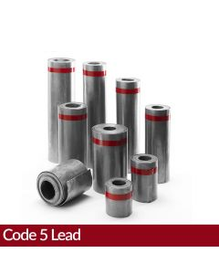 Code 5 Lead flashing rolls