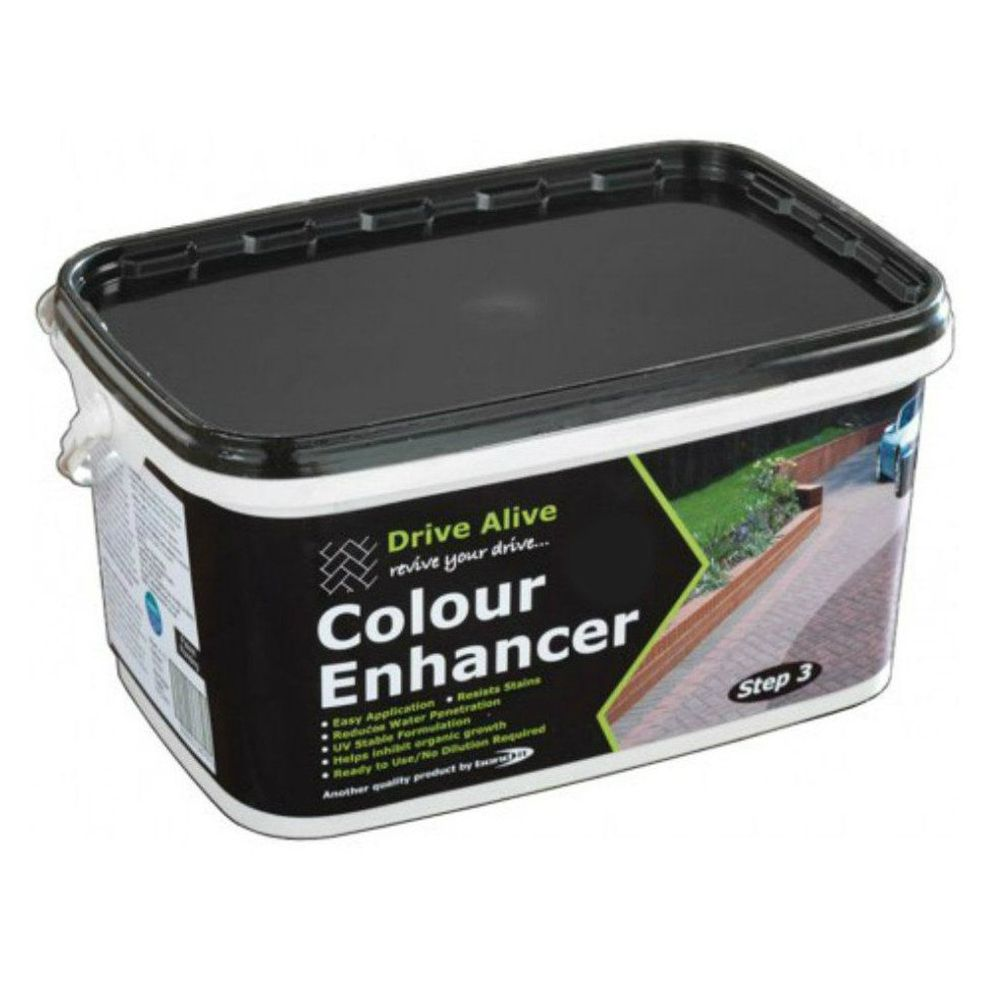 Bond It Drive Alive Colour Enhancer: 4ltr