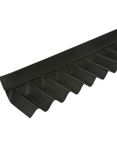 Coroline Corrugated Bitumen Sheets: Apron Flashing
