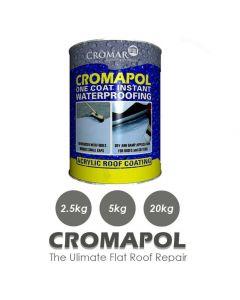 Cromapol Acrylic Roof Coating: Black