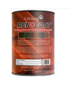 Cromar Renocoat - Acrylic Roof Paint