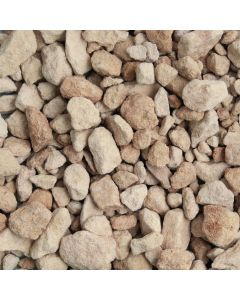 Derbyshire Gold Chippings, 10-20mm: 875kg