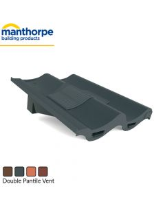 Manthorpe Double Pantile Vent (GTV-DP)
