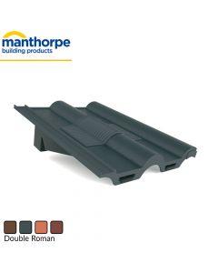 Manthorpe Double Roman Tile Vent (GTV-DR)