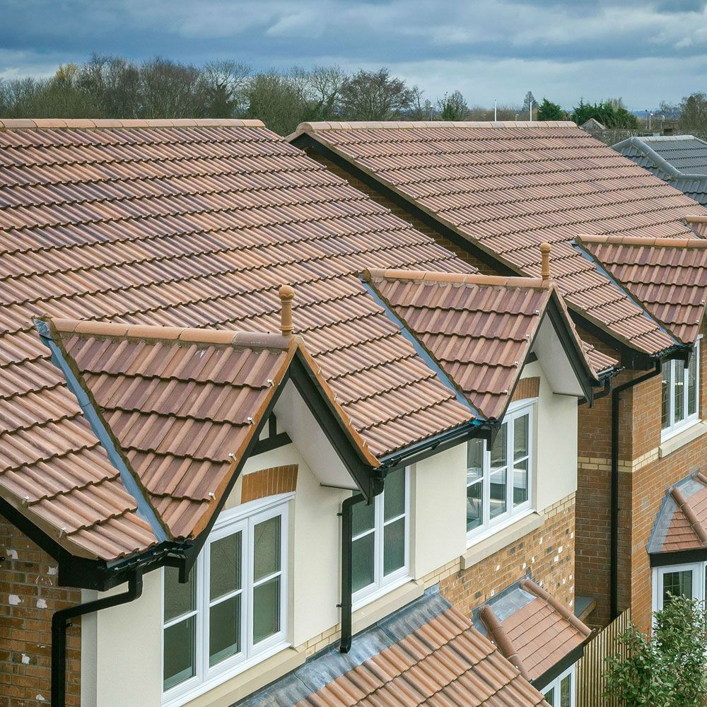 Marley Double Roman Interlocking Tile