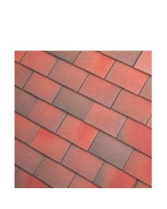 Dreadnought Brown Antique Clay Tile: Sandfaced