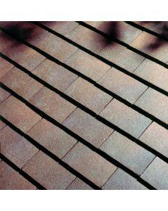 Dreadnought Dark Heather Clay Tile: Sandfaced