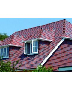 Dreadnought Nelson Blend Pre Mixed Clay Tile: Smooth