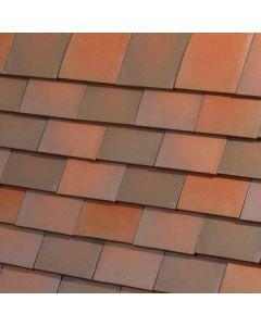 Dreadnought Trafalgar Blend Pre Mixed Clay Tile: Sandfaced