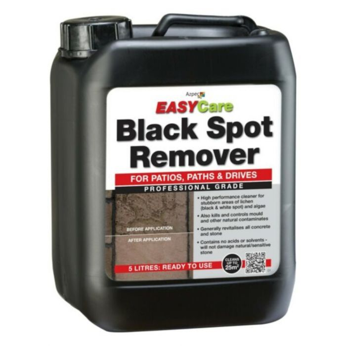 EasyCare Black Spot Remover: 5ltr