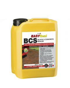 EasySeal BCS Block & Concrete Sealer: 5L