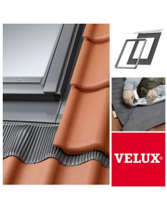 EDJ CK02 2000 Velux Recessed Flashing Kit (for tiled roofs of up to 90mm in profile) Insulation Kit Included