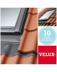 EDJ CK02 Velux Recessed Flashing Kit (for tiled roofs of up to 90mm in profile)