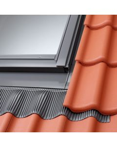 EDJ 2000 VELUX Recessed Flashing Kit Insulation Kit Included - For Roofs with tiles up to 90mm in profile