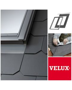 EDL CK02 2000 Velux Flashing Kit (for slate roofs of up to 8mm in profile) Insulation Kit Included