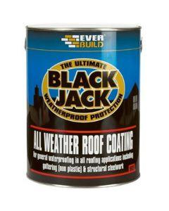 Black Jack All Weather Roof Coating 905: 5ltr