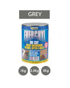 Evercryl One Coat Roof Repair: Grey