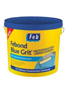 Febond Blue Grit 5ltr - plaster bonding agent