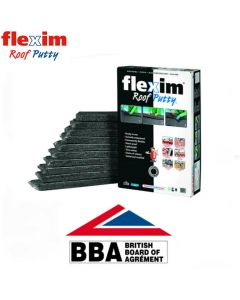 Flexim Roof Putty: Black