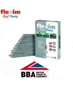 Flexim Roof Putty: Grey