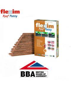 Flexim Roof Putty: Light Brown