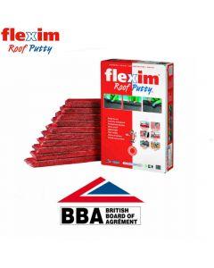 Flexim Roof Putty: Red