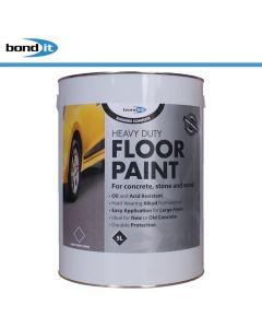 Bond It Heavy Duty Alkyd Floor Paint 5 Lt