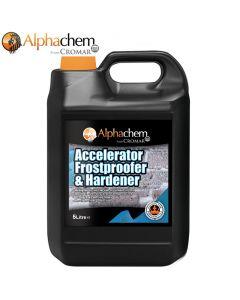 Cromar Alpha Chem Accelerator, Frostproofer & Hardener: 5ltr