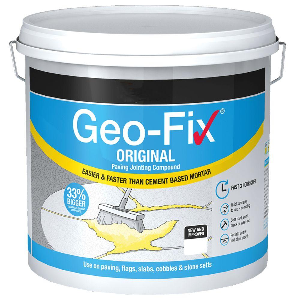 Geo-Fix Original Paving Jointing Compound: 20Kg