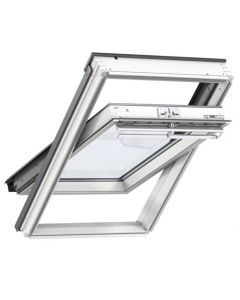 GGL 2070 VELUX White-Painted Centre-Pivot Window
