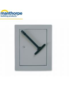 Manthorpe GL150F Fire Rated Access Panel: 200mm x 150mm