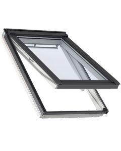 GPU 0070 VELUX 45° White Top-Hung Roof Window