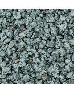 Graphite Granite Chippings, 14mm: 875kg