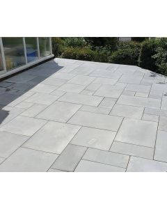 Kandla Grey Indian Paving 18.9m²