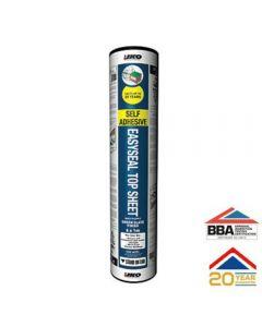 IKO Easyseal Self Adhesive Roofing Felt Top Sheet: 6m x 1m